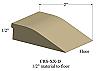 CRS-XX-D Johnsonite Flooring Reducer