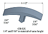 CD-XX T-Molding