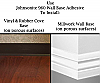 Vinyl Baseboard Adhesive - Cove Base Adhesive