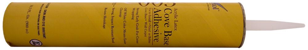 capitol cove base adhesive