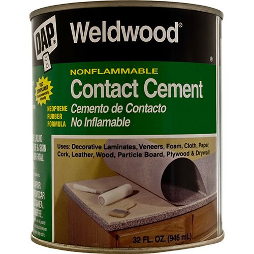 Installing Floor Transitions Dap Contact Cement