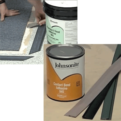 Johnsonite Transition Strip Adhesive